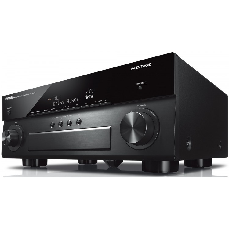 yamaha rx a880 aventage 7 2 ch av receiver with musiccast. Black Bedroom Furniture Sets. Home Design Ideas