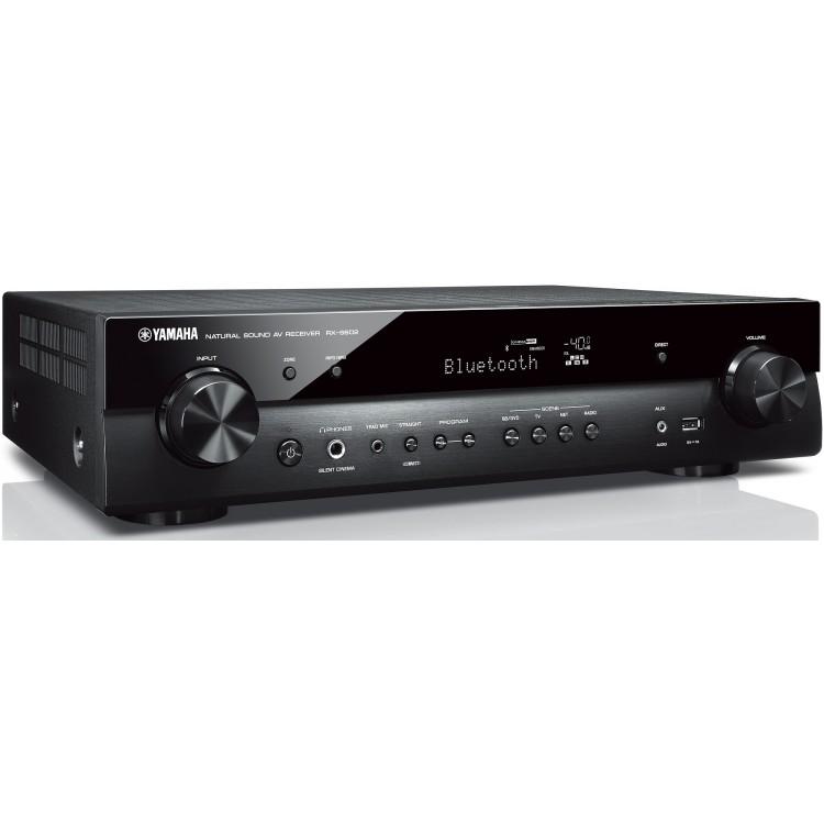yamaha rx s602 slimline 5 1 ch av receiver with musiccast. Black Bedroom Furniture Sets. Home Design Ideas