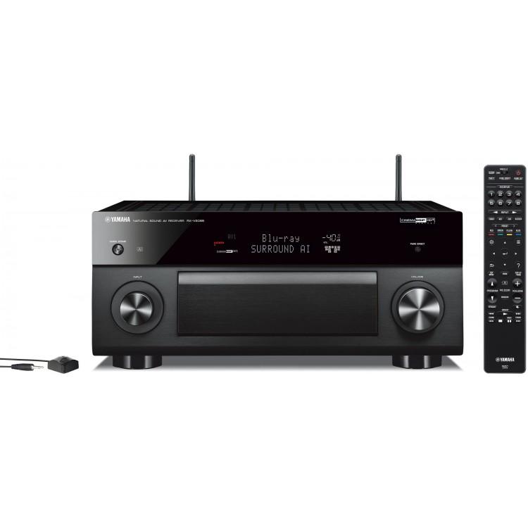 yamaha rx v2085 9 2 ch av receiver with musiccast. Black Bedroom Furniture Sets. Home Design Ideas