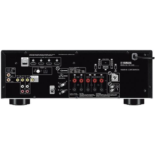 Yamaha RX-V385 5.1-Ch Network AV Receiver