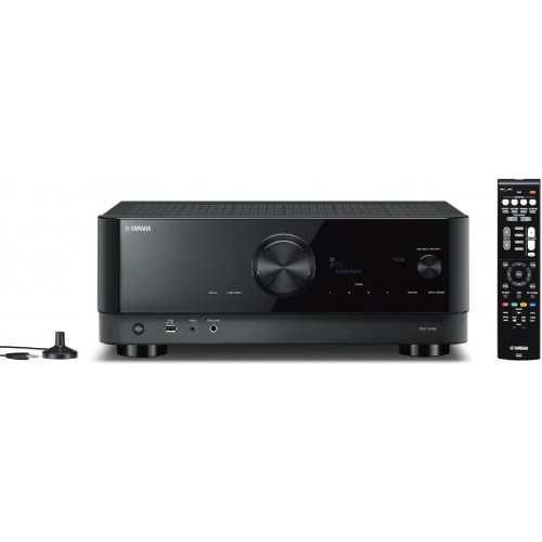 Yamaha RX-V4A 5.2-Ch MusicCast AV Receiver with 8K HDMI