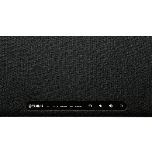 Yamaha SR-B20A Sound Bar with Built-in Subwoofers (Black)