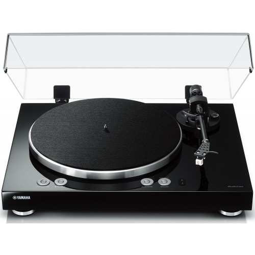 yamaha musiccast vinyl 500 wi fi enabled turntable. Black Bedroom Furniture Sets. Home Design Ideas