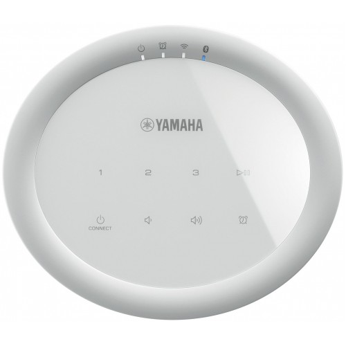 Yamaha MusicCast 20 Wireless Speaker (White)