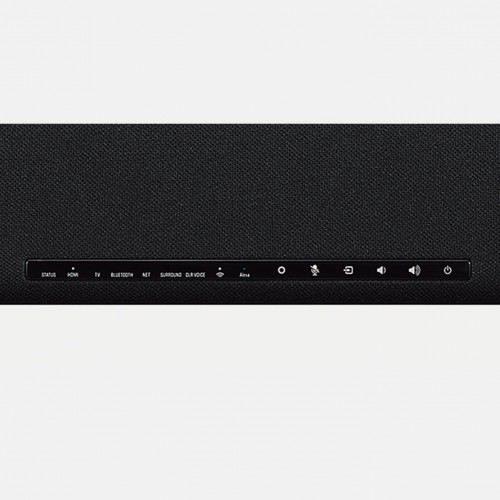 Yamaha YAS-109 Sound Bar with Built-in Subwoofers and Alexa (Black)