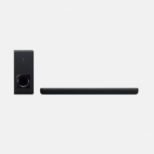 Yamaha YAS-209 Sound Bar with Wireless Subwoofer and Alexa Built-in (Black)