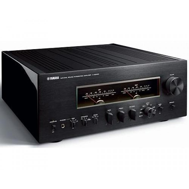Yamaha a s3000 natural sound integrated amplifier black for Yamaha integrated amplifier review