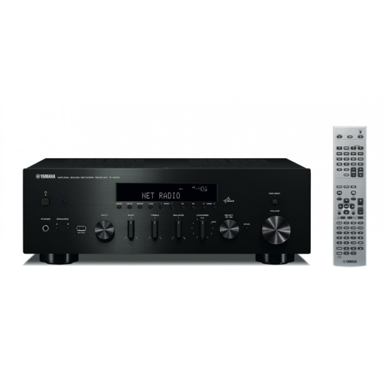 yamaha r n500 stereo receiver. Black Bedroom Furniture Sets. Home Design Ideas