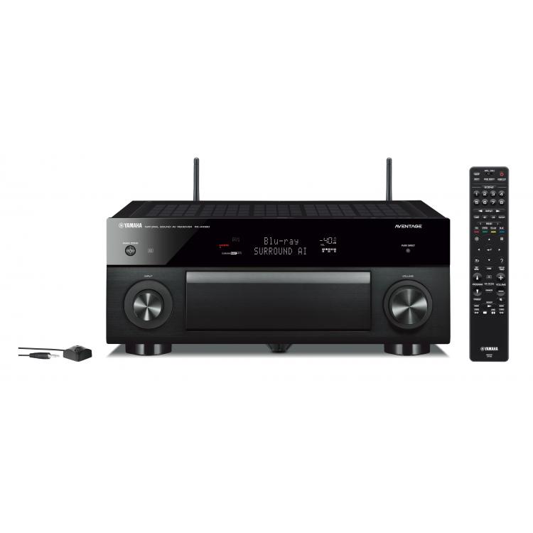 yamaha rx a1080 7 2 ch aventage network av receiver. Black Bedroom Furniture Sets. Home Design Ideas