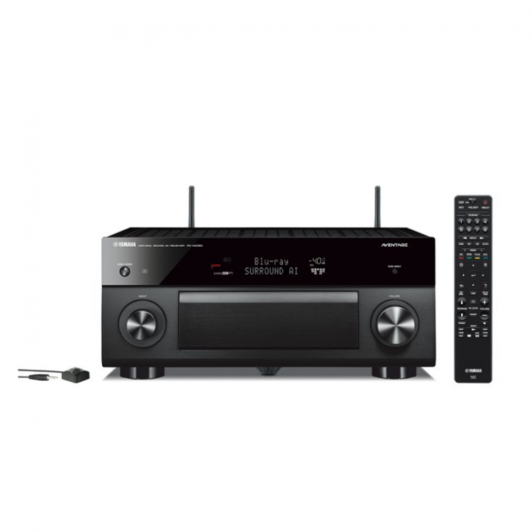 yamaha rx a2080 aventage 9 2 ch av receiver with musiccast. Black Bedroom Furniture Sets. Home Design Ideas