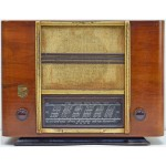 a.bsolument 401084 Bluetooth Radio Vintage 40's Marconi with FOCAL Speaker