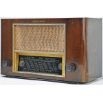 a.bsolument 401076 Bluetooth Radio Vintage 40's Radiola with FOCAL Speaker